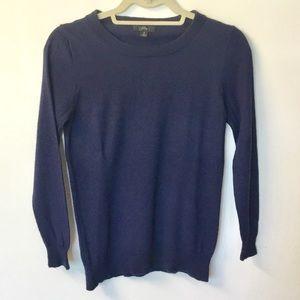 J.Crew Merino Wool Tippi Crewneck Sweater - S